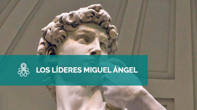 Los líderes Miguel Ángel