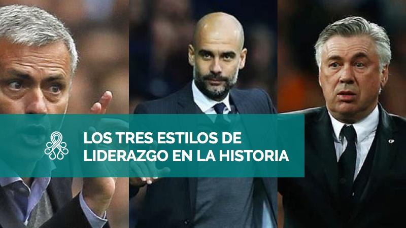 Los 3 estilos de liderazgo en la historia