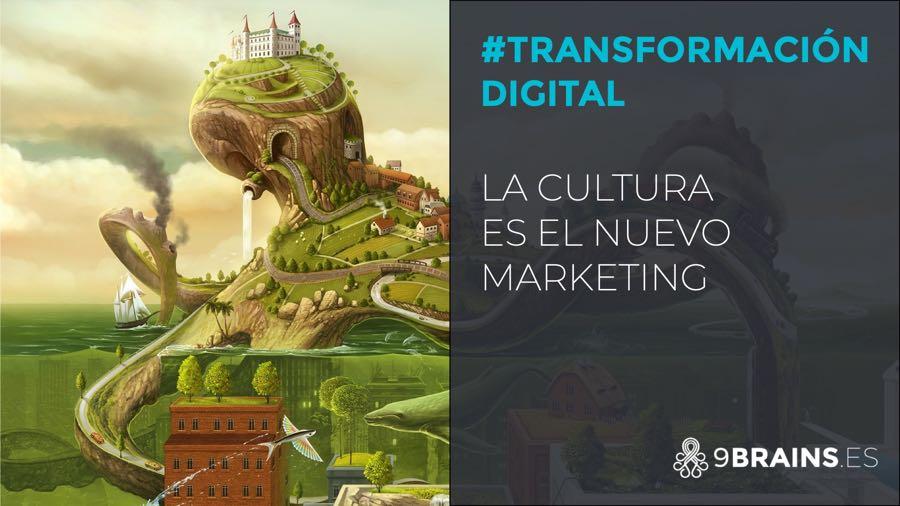 La cultura organizacional es el nuevo marketing