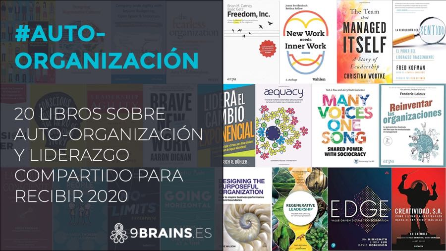 20 libros auto-organizacion