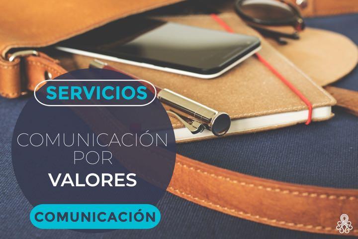 Comunicación por valores